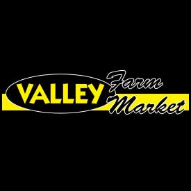 valley farm market logo