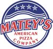 Matey's American Logo