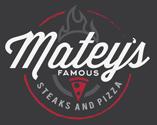 Matey's Famous logo